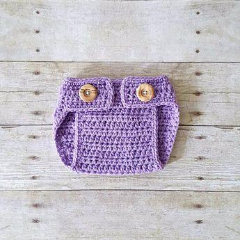 1d3687c86d3 Crochet Baby Owl Hat Beanie Diaper Cover Bloomers Set Animal Newborn Infant  Photography Photo Prop Handmade