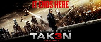 """Tales from the """"Q"""": We've Been """"Taken 3"""" Times To See The Same Movie!"""