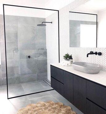 58 great minimalist modern bathroom ideas 21