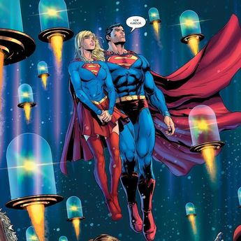 """""""For Kandor""""There is a major difference between the way Superman and Supergirl solve problems. It is quite evident from this.Rogol Zaar , the monster who claims to have destroyed Krypton is loose. Clark wants to get answers on to how he did it, whether he did it and why before taking him down. He wants to get some solution to everything.But Kara is different . She imprisons rogol Zaar in the phantom zone. Then after that she decides to leave to space on a journey for answers. Then they have a me"""