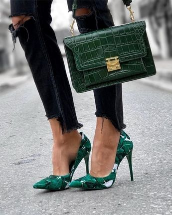 7 модных приемов, как подобрать обувь и выглядеть дорого в любом образе