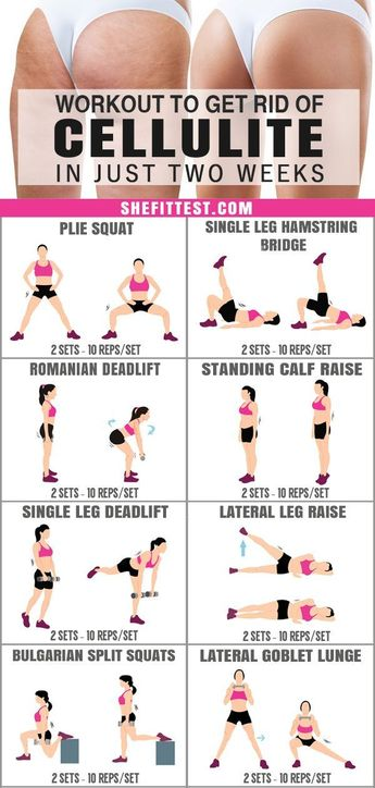 This cellulite exercises are just amazing to get perfectly toned legs. Glad to have found this workout to get rid of cellulite. Definitely pinning for later! #Cellulite #Workout #Exercise #Legs #Thighs