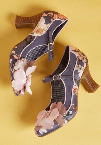 Ruby Shoo Unforgettable Steps Mary Jane Heel
