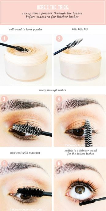 10 Genius Makeup Hacks Every Girl Should Know