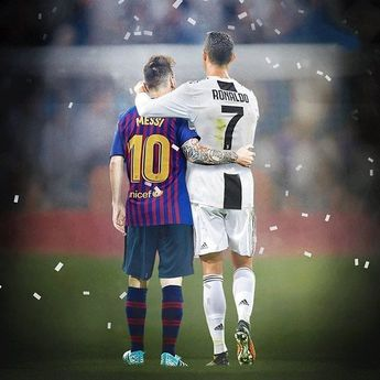 """Lionel Messi on Instagram: """"Legends that we will never see like them again ! 🙏🙏❤ . Follow @lmessi_lovers for more Amazing Content 😉  #messi #leomessi #lionelmessi…"""""""