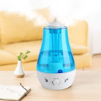 Essential Oil Diffuser Ultrasonic Cool Mist Humidifier 500m
