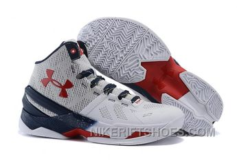 low priced 8d61b 3c7e1 Under Armour Curry Two USA Sneaker Cheap To Buy GzQPT
