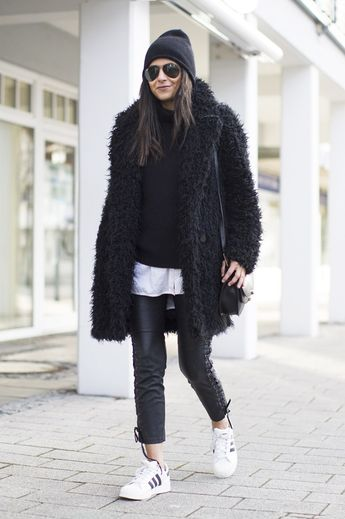 Fluffy Coats For Winter... Here Are Some Of The Best Ones