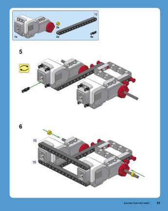 Lego Mindstorms EV3 - Сортировщик с транспортерной ленты -