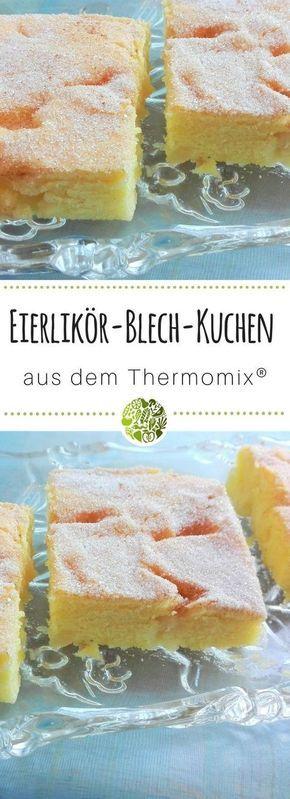 Kirsch Eierlikortorte Von Thermotrulla Ein Thermomix Rez