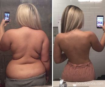 20+ Times People Surprised Everyone By Losing So Much Weight They Looked Like A Different Person (New Pics)