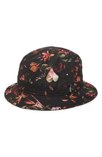 a5e83978a8f Vans  Undertone  Floral Print Bucket Hat