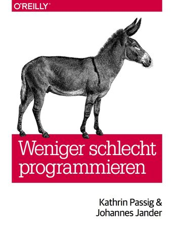 Weniger schlecht programmieren (eBook)