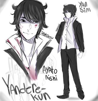 nemesis yandere simulator male Ideas and Images | Pikef