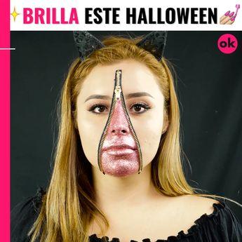 25 Ideas de maquillaje para ser la más aterradora en Halloween