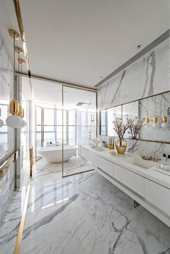 Why you should use marble in your next bathroom renovation