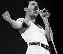 Inspiring picture freddie mercury, queen, black and white, idol. Resolution: 403x403 px. Find the picture to your taste!