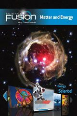 ScienceFusion Student Edition Spanish Print/Online Bundle 1-year Module H: Matter and Energy