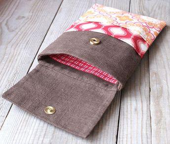 Tutorial ipad case pocket pdf Sewing pattern Tablet case pocket Tutorial kindle Ipad case pocket sewing pattern Kindle case pocket
