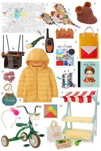 Gift Guide 2018: For The Tots