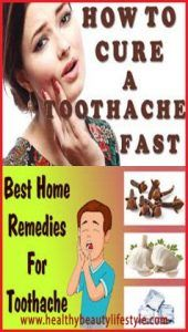 How to Stop a Toothache Fast at Home