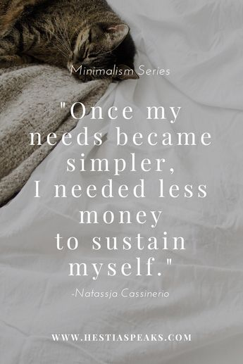 Minimalism and the zero-waste lifestyle provided me the inspiration and structure I needed to explore and experiment with my needs. Here are 40 things I no longer buy as a zero-waste minimalist. #minimalism #minimalist #minimal #zerowaste #nowaste #plasticfree #ecofriendly