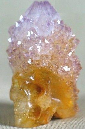 Crown Chakra Crystals Full Blast!