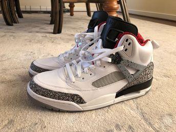 Jordan Spizike White Cement Men s Size 11- New in Box  fashion  clothing   57fdf749e