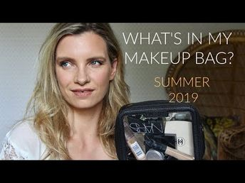 What's In My Makeup Bag? | Summer 2019 - YouTube