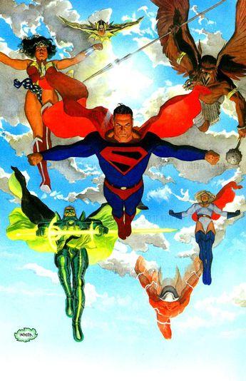 As Várias Faces do Superman: Reino do Amanhã