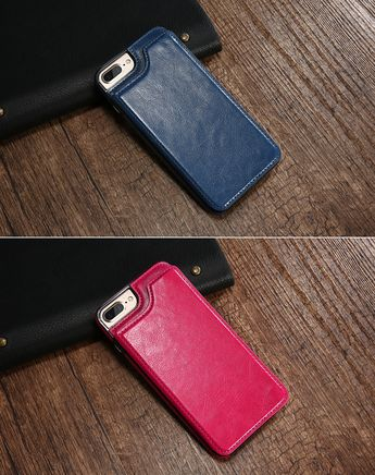 Samsung and İphone Wallet Sheath 100% Leather Original with Multi-Purpose Partition