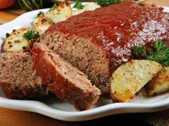 Pain de viande rapide