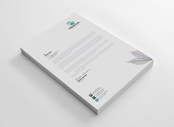 Modern Corporate Identity Pack Design Template 002112 - Template Catalog