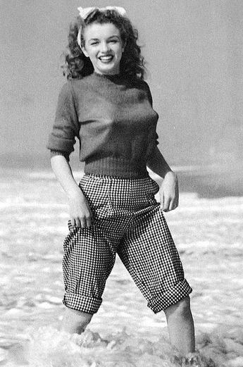 Norma Jeane (Marilyn Monroe)