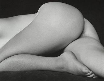 Nude par Edward Weston
