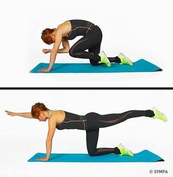 7 Exercices qui transformeront ton corps en seulement 4 semaines