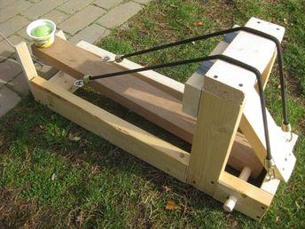 The Backyard Ogre Catapult image result for mousetrap catapult blueprints