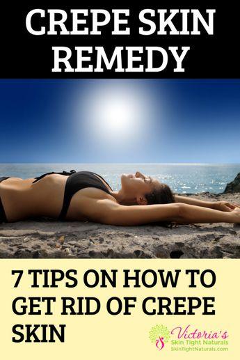 Crepe Skin Remedy
