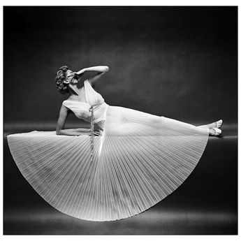 Mark Shaw - Early Black and White Studio Outtake #6 -1950's