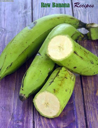 86 raw banana recipes