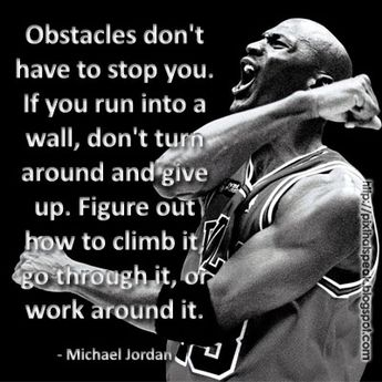 List Of Pinterest Overcoming Obstacles Quotes Challenges Life