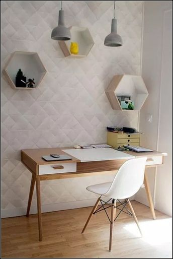 177 inspiring home office organization ideas - page 22 » myyhomedecor.com
