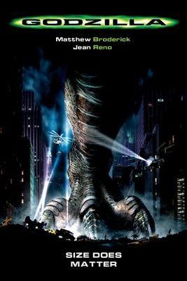 Godzilla 1998 Poster