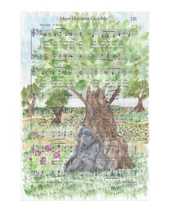 Recently shared gethsemane sheet music ideas & gethsemane
