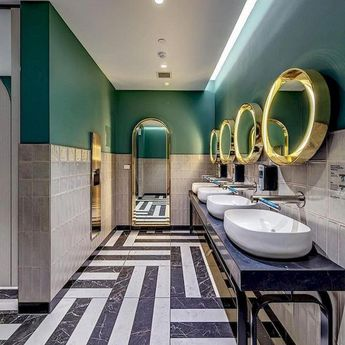 #modernbathroom