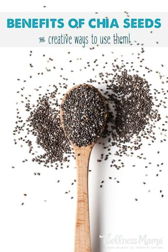 Benefits of Chia Seeds (27 Creative Ways to Use Them)