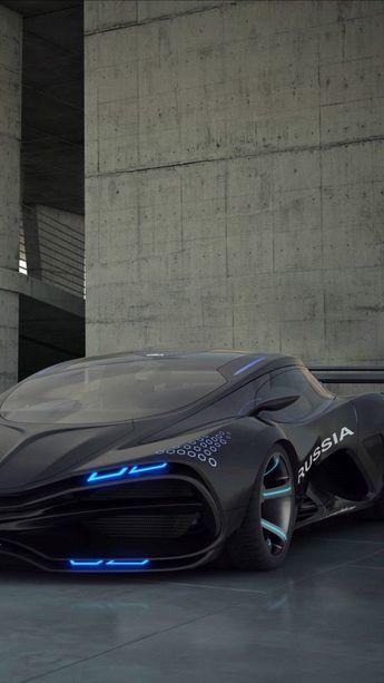 LADA Raven, concept, supercar, sports car, luxury cars, review, test drive, front