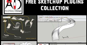 SKETCHUP 2016 PLUGINS FREE DOWNLOAD - Recently shared plugin