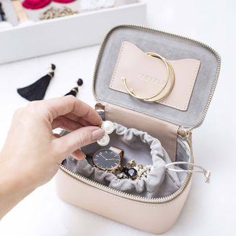 Privacy Jewelry Case Mini