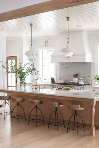 Traditional kitchen with classic style, simplicity, and sophistication from Park check out the ceiling